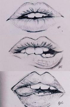 #art #drawing #blackandwhite #ciao #Hot #lick #lips #sexy #steppsart #LipGlossBest #''artdrawıng''