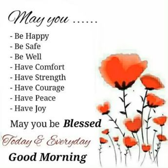 Good Morning Inspirations Blessings GIF