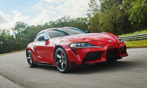 2020 Toyota Supra Gr Review Engine Price Bet