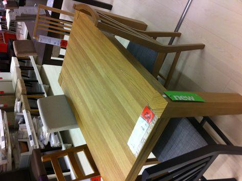 Hogsby table in ikea croydon interior designs Pinterest - esszimmer kirchzarten