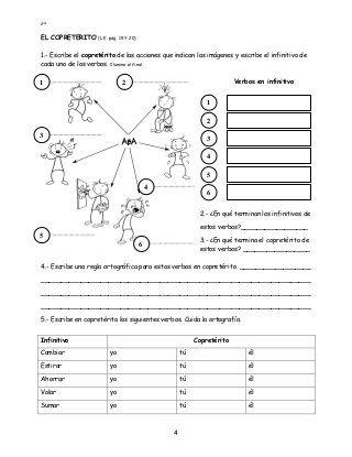 Español Sexto Ejercicios Para Alumnos De Sexto Grado Para Alumnos De Sexto Grado Matemáticas De Sexto Grado Actividades De Enseñanza