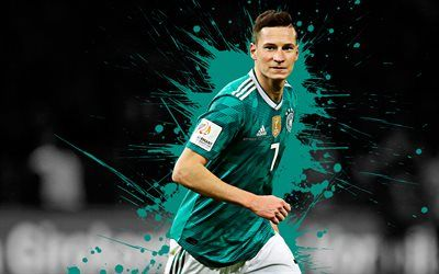 Download Wallpapers Julian Draxler 4k Germany National