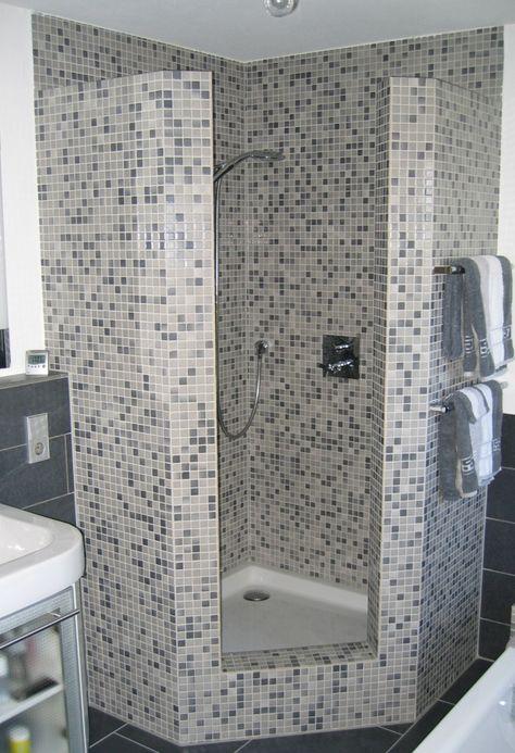 Cool Bilder Duschkabine Gemauert Ideen Gemauerte Dusche Dusche