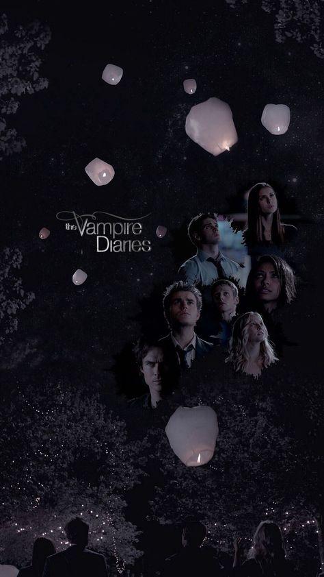 𝑊𝑎𝑙𝑙𝑝𝑎𝑝𝑒𝑟𝑠 - The Vampire Diaries