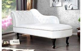 Dizajnerski Divan Chesterfield White Nativo Namestaj Beograd