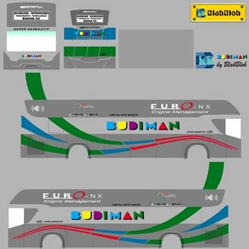 Kumpulan livery bussid hd keren terbaru 2020. Livery Bussid Srikandi Shd Pariwisata - Kumpulan Livery ...