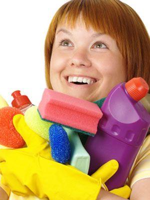 My Top Ten Favorite Homemade Cleaners!