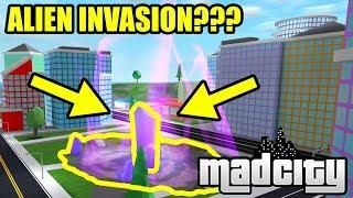 New Season 2 Aliens Update Roblox Mad City Update Glitch - roblox mad city season 4 all codes