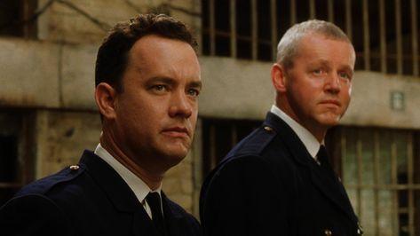 David Morse with Tom Hanks in the Green Mile movie - David Morse Wallpaper