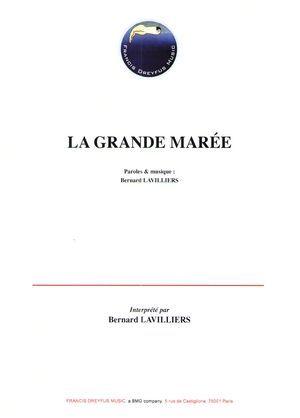 La Grande Maree Particuliers 10 Marchands 30 Parole Musique Partitions De Chansons Partition Piano