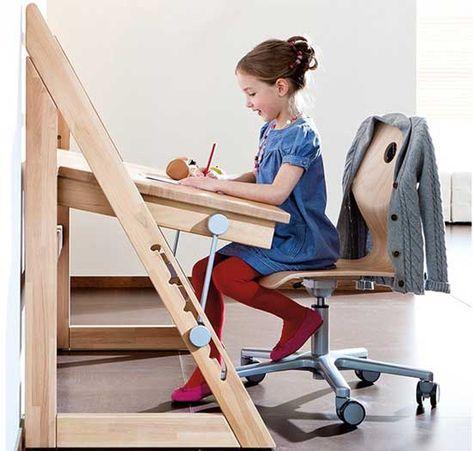 9 Ergonomic Chairs & Desks For Children – Vurni