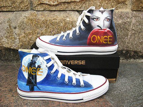 Shop Hand Painted Converse Shoes on Wanelo  b8992a9c5819