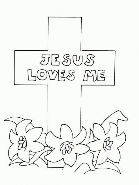 Pin By Barbara Braley On Word Searches Coloring Pages Kiddos Jesus Coloring Pages Bible Coloring Pages Cross Coloring Page