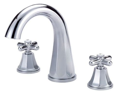 Danze D314666t Deck Mounted Roman Tub Faucet Trim From The