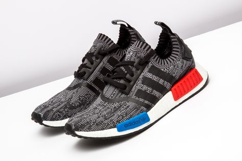 cdc1473d9ed59 This variation of adidas  NMD R1 Primeknit is a rarity