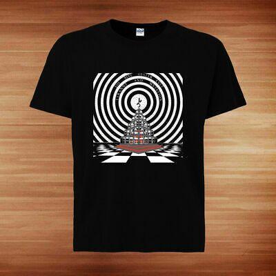 Blue Oyster Cult Rock Band Album Men/'s Black T-Shirt Size S-3XL