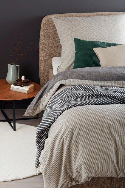 Wendebettwasche Pure Schoner Wohnen Kollektion Mit Paspel Online Kaufen Shabby Chic Mobel Haus Deko Und Schoner Wohnen