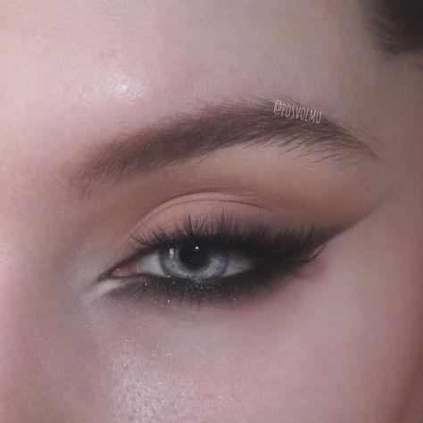 Makeup Eye Looks, Creative Makeup Looks, Eye Makeup Art, Cute Makeup, Pretty Makeup, Skin Makeup, Eyeshadow Makeup, Perfect Makeup, Glamorous Makeup