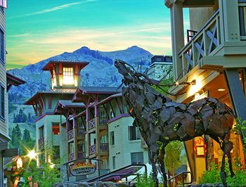 The Village at Squaw Valley offers guests all they need to make the most of California's finest ski slopes.