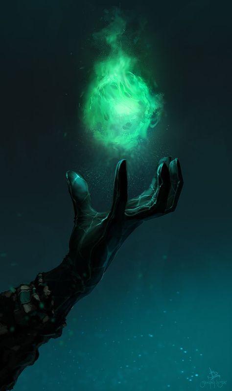 Fogo verde