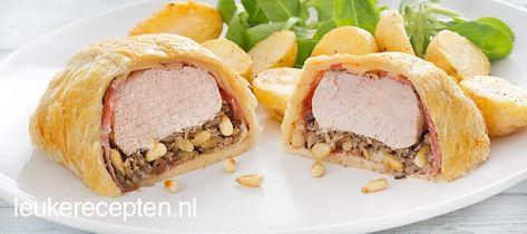 Beef Wellington Recepten Vereniging van Keurslagers
