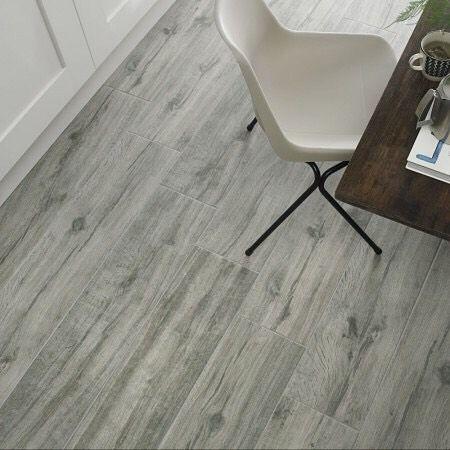Vinyl Flooring Size 1200x233x9mm Status Available Propertymanagement Properties Tiles Buildi Wood Effect Tiles Grey Oak Wall Decor Living Room