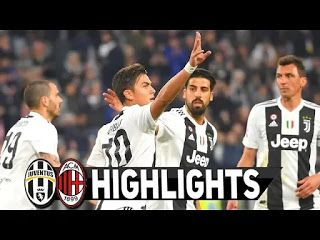 Pin On Juventus Vs Ac Milan 2 1 All Goals And Match Highlights 2019 Mp4 Hd Video