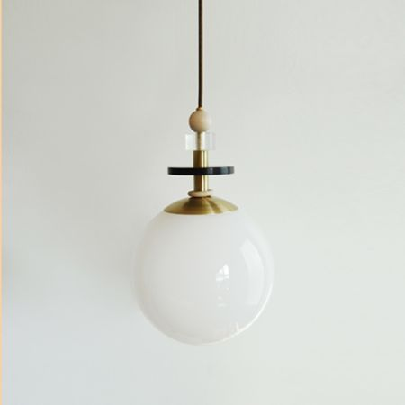 Ladies And Gentlemen Studio Maru Pendant Light Ylighting Com