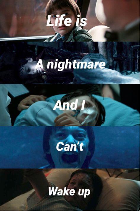 Nightmare Will Byers