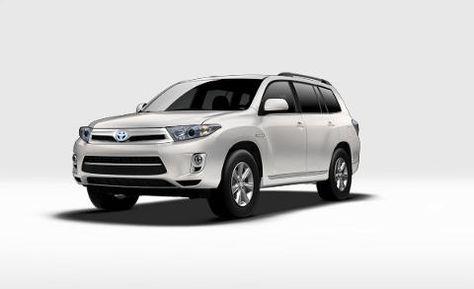 Build A Highlander Custom Toyota