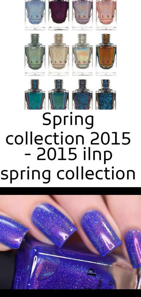 Spring collection 2015 - 2015 ilnp spring collection by ilnp