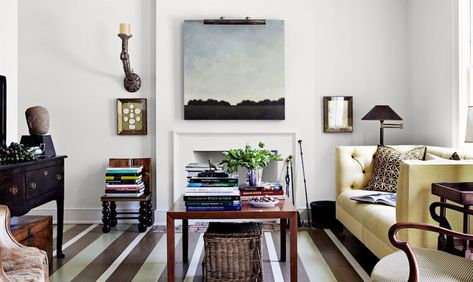 Painted Wood Floors And The Reasons Why It's a Bad Idea