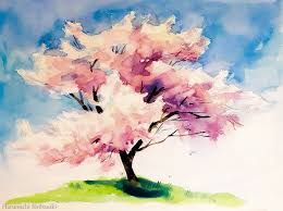 Image Result For Easy Watercolor Paintings For Beginners Trees