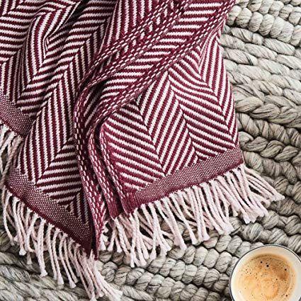 Kuschelige Decken Und Kaffee Dazu Darf Wohl In Keinem Zuhause Fehlen Wolldecke Altrosa Deckchen