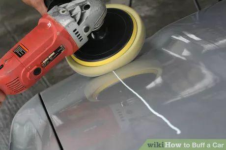 How To Buff A Car >> Buff A Car Car Polish Car Cleaning Auto Body Repair