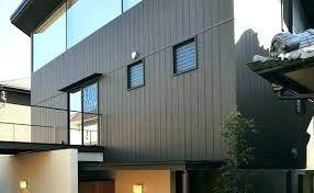 Vertical Fiber Cement Siding Modern Google Search Exterior Cladding Wooden Cladding Architecture Exterior