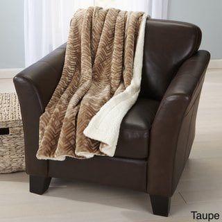 Home Fashions Design Reversible Berber Faux Fur Velvet Plush Throw Toile Blue Home Fashion Designs House Styles Luxury Throws Blanket