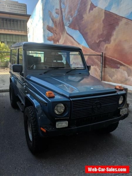 Car For Sale Mercedes Benz G Class 230ge