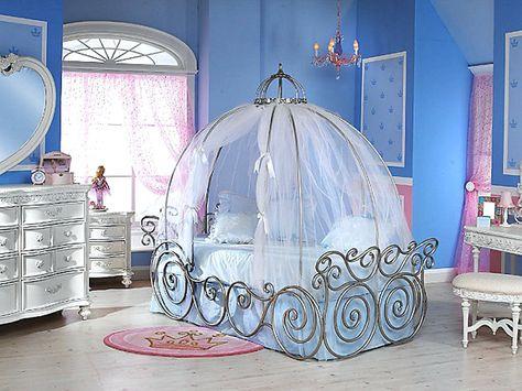 Beds Wrought Iron Princess Bed Canopy Design Disney