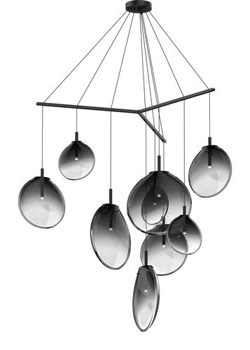 Cantina Large Spreader Multi Light Pendant Multi Light Pendant Pendant Lighting Light