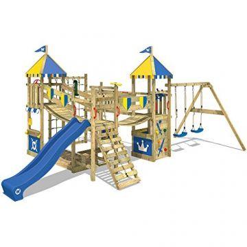 Wickey Parco Giochi Smart Queen Di Legno Per Bambini Con