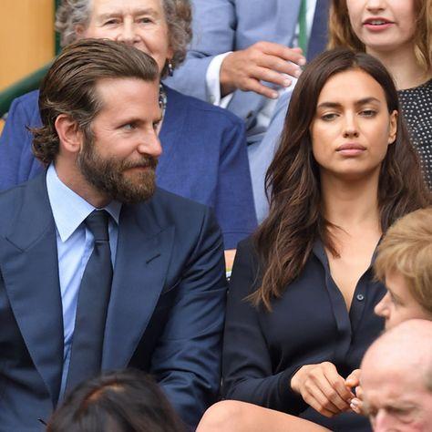 Na na na, wer macht denn sowas, liebe Bradley Cooper (41) und Irina Shayk (30)? Vor einem großen Publikum in Streit geraten, wenn auch