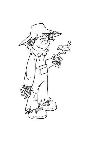 Desenhos De O Magico De Oz Para Colorir Magico De Oz Ideias