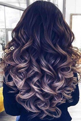 Pin By Queen On Hair Color In 2020 Prom Hairstyles For Long Hair Long Hair Styles Curly Prom Hair