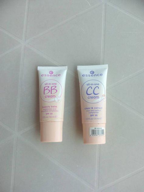 BB Cream CC Cream de Essence