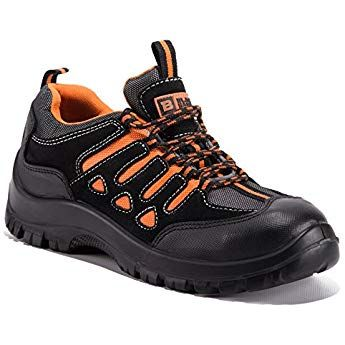 Black Hammer Chaussure de Sécurité SB SRC Baskets Embout