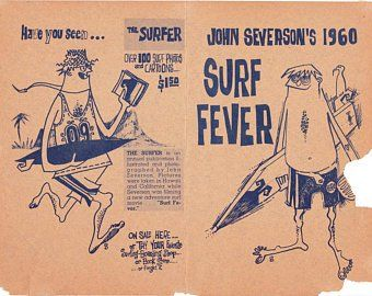 Original 60's Surf Movie Posters by CoolSurfVibe on Etsy