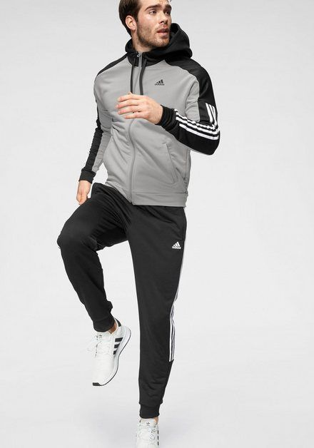 adidas Performance Trainingsanzug »M TRACKSUIT TECH« (Set, 2 tlg) online kaufen | OTTO
