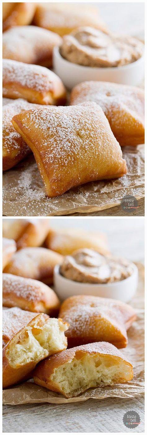 German Scones Recipe with Cinnamon Honey Butter - Food Recipes by Damla