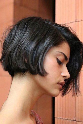 Von Kurz Zu Lang Top 15 Haarschnitte Für Runde Gesichter